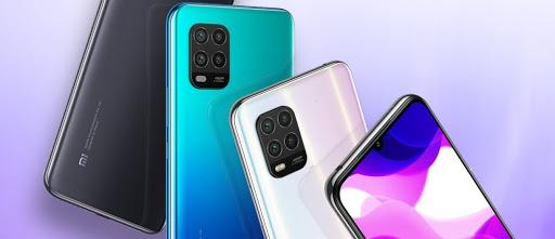 Xiaomi Mi 10 Lite kamera