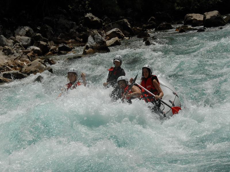 Tara Rafting Kamp Modra Rijeka